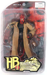 The Golden Army: Hellboy
