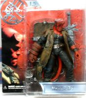 Hellboy Series 1.5 - Battle damaged Hellboy