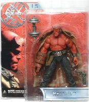 Hellboy Series 1.5 - Shirtless Hellboy