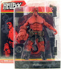 Hellboy Comic Figure