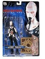 Hellraiser Wire Twin