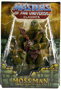 MOTU Classic - Moss Man Exclusive