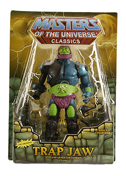 MOTU Classic - Exclusive Trap Jaw ReIssue