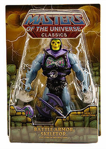 MOTU Classic - Exclusive Battle Armor Skeletor