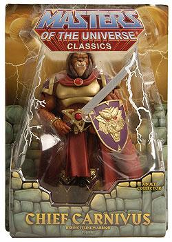 MOTU Classic - Exclusive Chief Carnivus