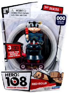 Hero 108 Kingdom Krashers - Highroller
