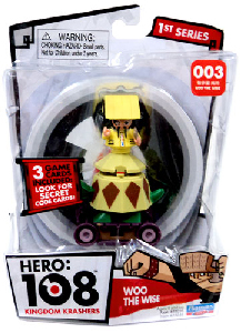 Hero 108 Kingdom Krashers - Woo The Wise
