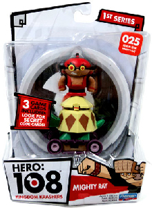 Hero 108 Kingdom Krashers - Mighty Ray