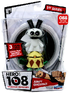 Hero 108 Kingdom Krashers - Jumpy Ghostface