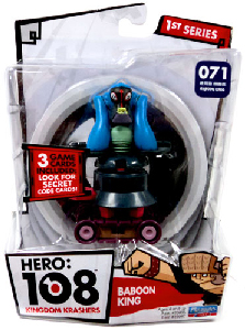 Hero 108 Kingdom Krashers - Baboon King