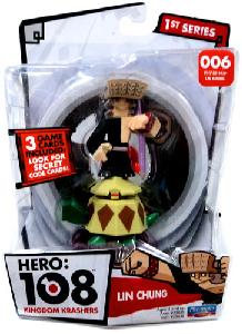 Hero 108 Kingdom Krashers - Lin Chung