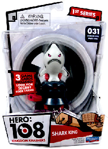 Hero 108 Kingdom Krashers - Shark King