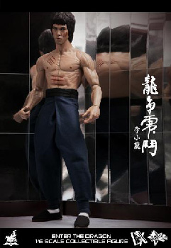 Hot Toys Enter the Dragon Bruce Lee 1/6th Scale