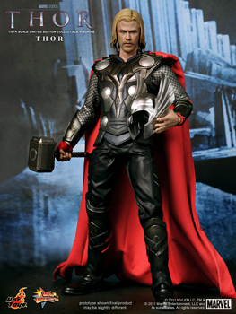 Hot Toys Thor Movie 12-Inch 1:6 th Scale Thor - Chris Hemsworth