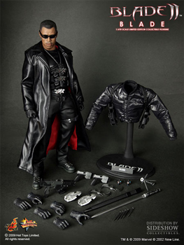 Hot Toys Blade II Movie 12-Inch 1/6th Scale Blade - Wesley Snipes