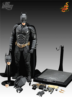Hot Toys The Dark Knight 12-Inch 1/6th Scale Batman Sonar Edition