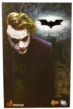 Hot Toys The Dark Knight 12-Inch The Joker MMS68