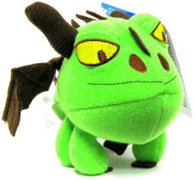 How To Train Your Dragon - Terrible Terror Plush