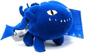 How To Train Your Dragon - Night Fury Plush