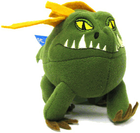How To Train Your Dragon - Gronkle Plush