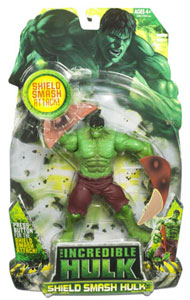Incredible Hulk 2008 - Shield Smash Hulk