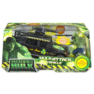 The Incredible Hulk 2008 - Attack Vehicle