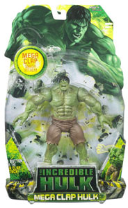 Incredible Hulk 2008 - Mega Clap Hulk