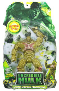 Incredible Hulk 2008 - Gamma-Charged Abomination