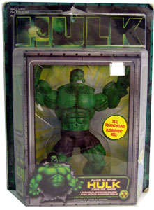 Hulk Movie - Rage N Roar Hulk