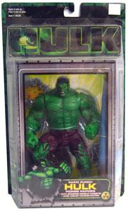 Hulk Movie - Rapid Punch Hulk