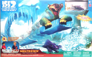 Meltdown Playset