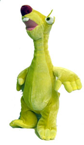 9-Inch Sid Softee Plush