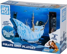 Ice Age Continental Drift - Pirate Ship Playset