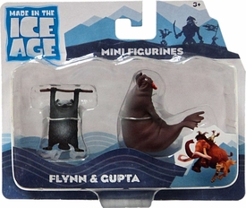 Ice Age Continental Drift - Flynn and Gupta