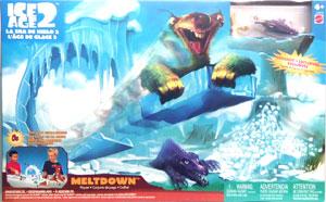 Meltdown Playset