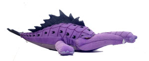 9-Inch Creastaceous Plush