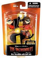 Mrs. Incredible & Jack Jack