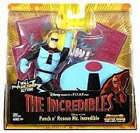 Punch Rescue Mr. Incredible