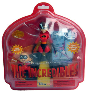 Disney Store - Mrs Incredible and Jack Jack