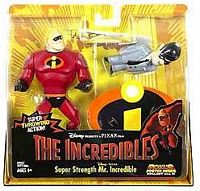 Super Strength MR. Incredible