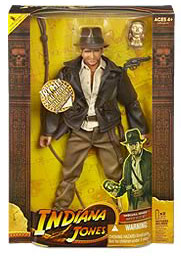 12-Inch Talking Indiana Jones with Coat