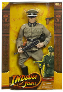 12-Inch Indiana Jones - German Officer Last Crusade