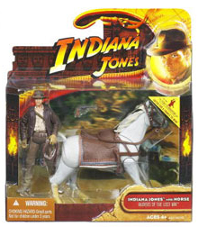 Indiana Jones Deluxe - Indiana Jones with Horse