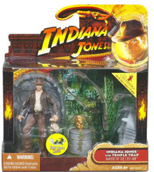 Indiana Jones Deluxe - Indiana Jones with Temple Trap