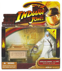 Indiana Jones Deluxe - Indiana Jones with Ark
