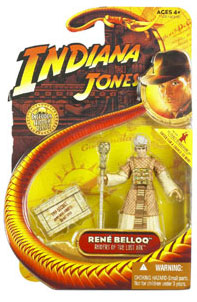 Indiana Jones - Rene Belloq