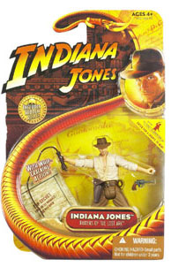 Indiana Jones - Indiana Jones with Whip