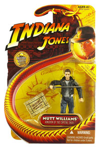 Indiana Jones - Mutt Williams with Sword