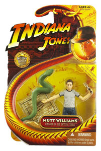 Indiana Jones - Mutt Williams With Snake