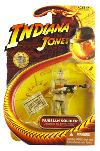Indiana Jones - Russian Soldier